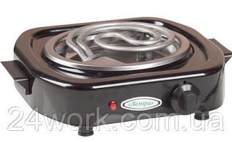 Плита настольная ЭПТ2-Т 1-1,0 кВт/220 В Лемира (узкий тэн)