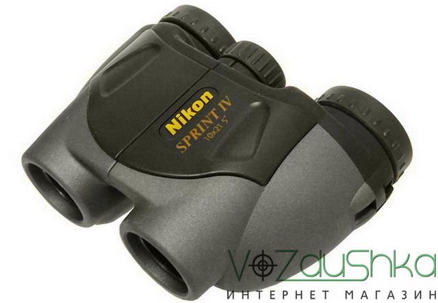 бинокль Nikon Sprint 10x21 CF black