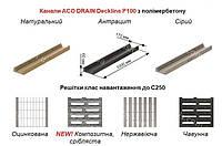 Решетка Асо drain decline P100 из композитного материала