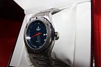 Стильные наручные часы Hublot (blue).