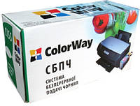 СНПЧ ColorWay Epson XP33/103/203/207/303/306/406, с чипами, без чернил (XP103CC-0.0)