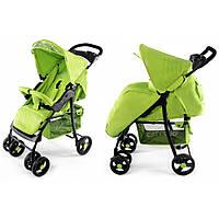 Коляска прогулочная CARRELLO Fusion CRL-8501 GREEN, детская коляска