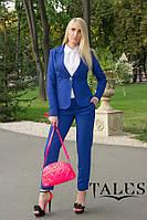 Костюм женский брючный Classic_blue, фото 1