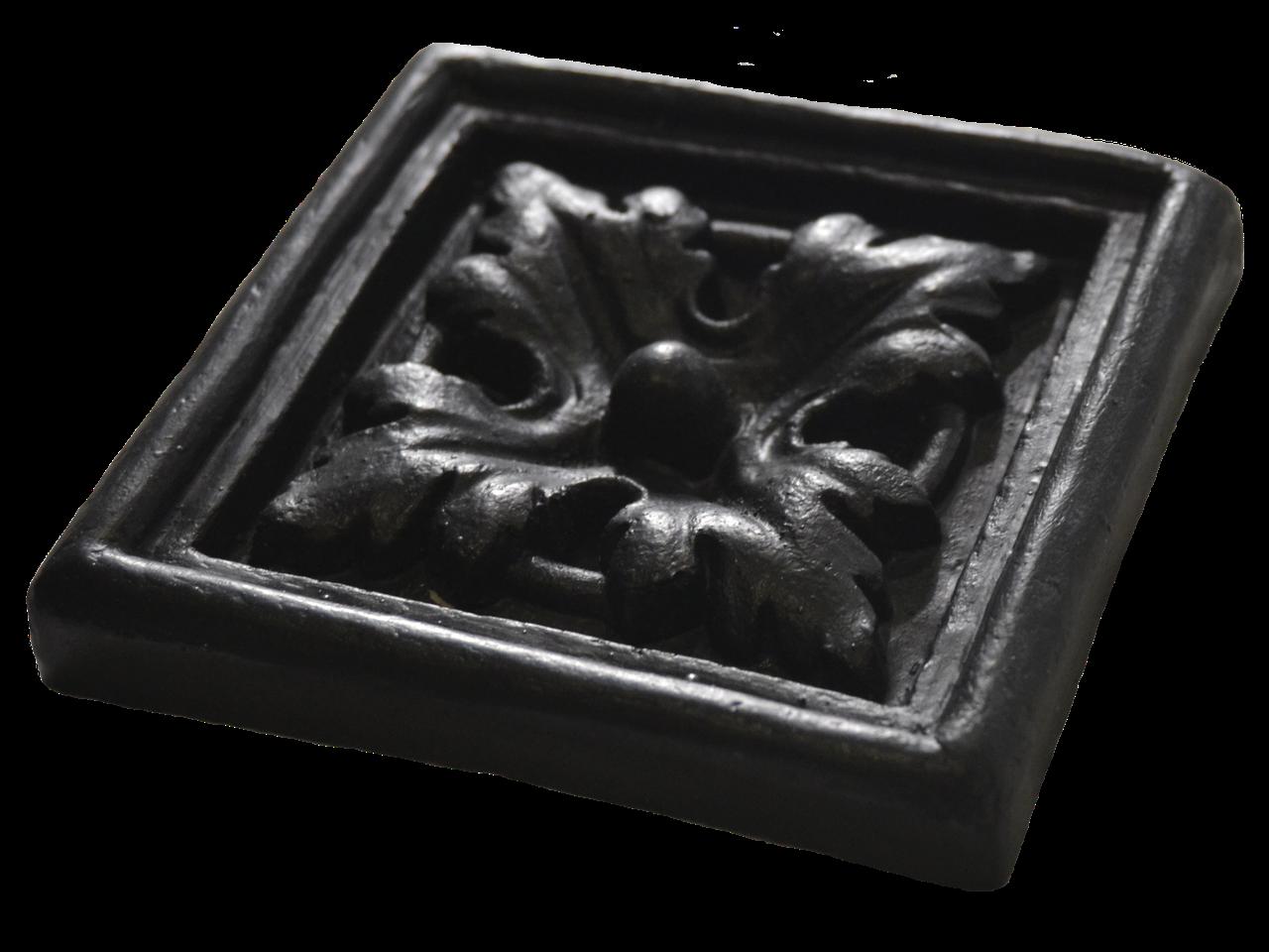 Розетка, элемент ковки - de001