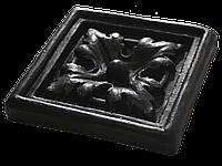 Розетка, элемент ковки - de001, фото 1