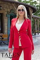 Жакет удлиненный Sin_red, фото 1