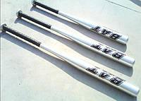 Бита бейсбольная алюминиевая, 28,30,32 дюймов. Алюминиевая бита BAT, +самооборона.