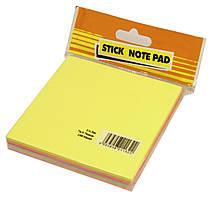Бумага для заметок на клейкой основе 76х76 мм