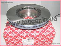 Тормозные диски передние на Renault Master III  Febi Германия 39346