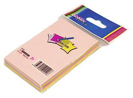 Бумага для заметок на клейкой основе 76х51 мм