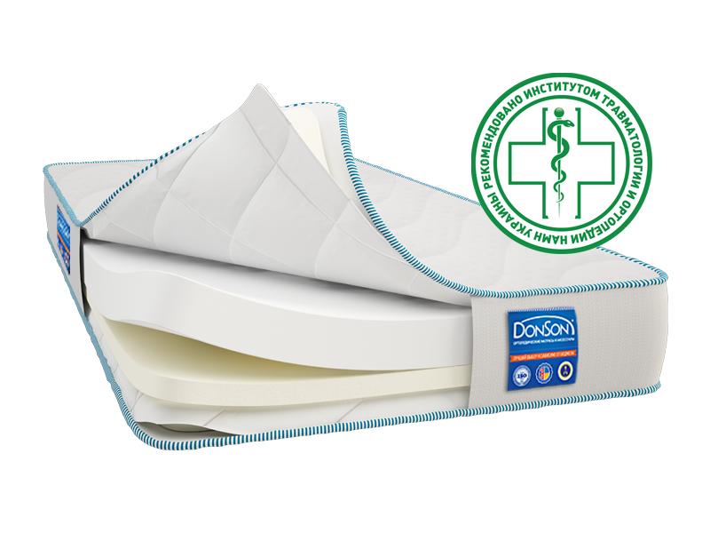 Анатомический беспружинный матрас Donson «Anatomic» - MedX Health Care в Киеве