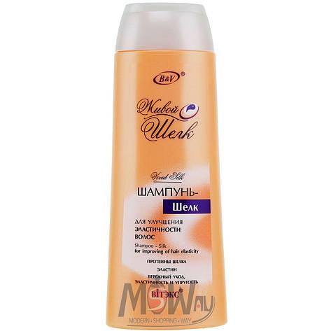 Витэкс - Живой Шелк Шампунь-шелк для улучшения эластичности волос 500ml, фото 2