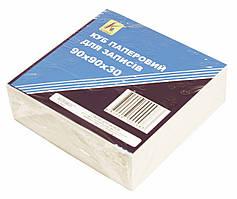 Бумага для записей (куб) белая