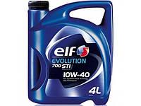 Моторное масло Elf Evolution 700 STI 10W-40, 4л.