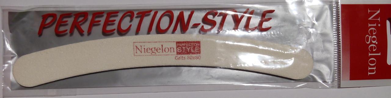 Пилочка минеральная  Niegelon 80/80
