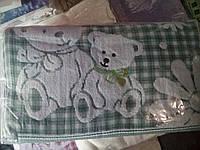 Полотенце с медвежатами
