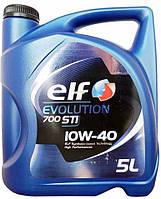 Моторное масло Elf Evolution 700 STI 10W-40, 5л.