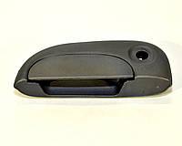 Ручка боковой левой двери наружная на Renault Kangoo 1997->2008 Transporterparts (Франция) 05.0010