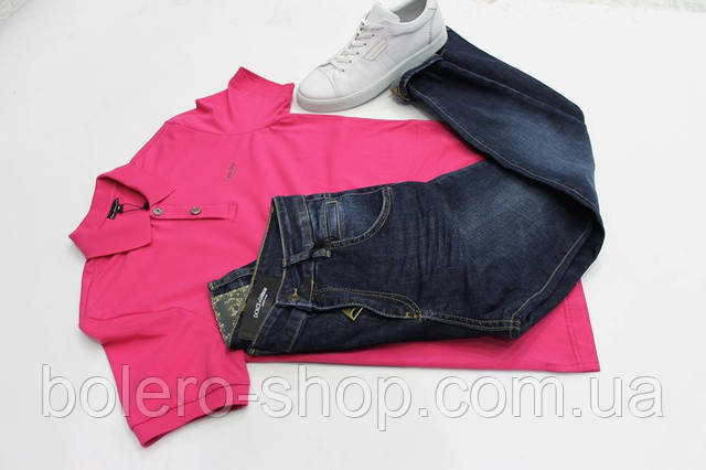 Мужская футболка поло малиновая Calvin Klein  продажа 88c926fd6a988
