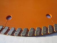 Алмазный диск с фланцем для  резки гранита Orange Turbo S180x2,4x10x22,23F-М14
