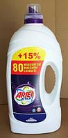 Жидкий порошок для стирки цветных вещей Ariel Actilift Colour 5.6 л