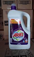 Жидкий порошок для цветных вещей Ariel & Actilift Color 4.9 л