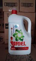 Жидкий порошок для стирки цветных тканей Ariel Color & Style 4.9 л