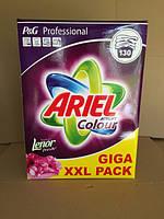Порошок для стирки цветных вещей Ariel Lenor Color XXL 10 кг