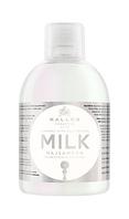 Шампунь с молочным протеином Kallos milk 1000 мл