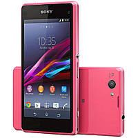 Смартфон Sony Xperia Z1 Compact D5503 Pink 2Gb\16Gb HD 1280x720 Quad Core 2.2 Ггц 20.7 МП IP58