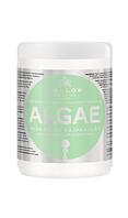 Маска увлажняющая для волос с экстрактом водорослей и оливковым маслом Kallos algae 1000 мл