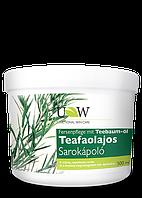 Крем для ніг з маслом чайного дерева UW Naturcosmetic 500 мл
