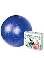 Мяч для фитбола Flexbol диаметром 65 см.