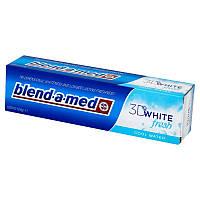 Зубная отбеливающая паста Blend-a-med 3D WHITE Fresh cool water