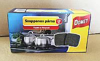 Губка для посуды металлическая Domet 10 шт в уп.