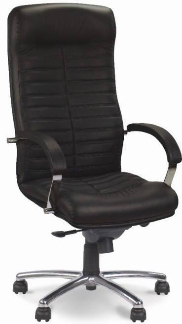 Кресло Орион (Orion) steel chrome Новый Стиль LE-A