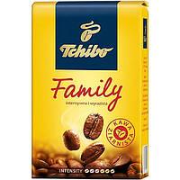 Кофе натуральный молотый Tchibo Family 250 г
