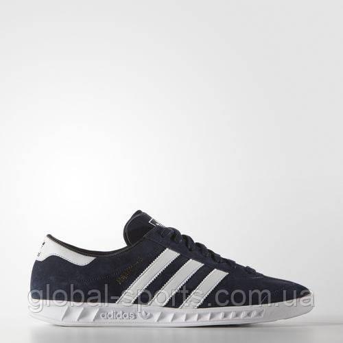 Мужские кроссовки Adidas Hamburg (Артикул:S74838)