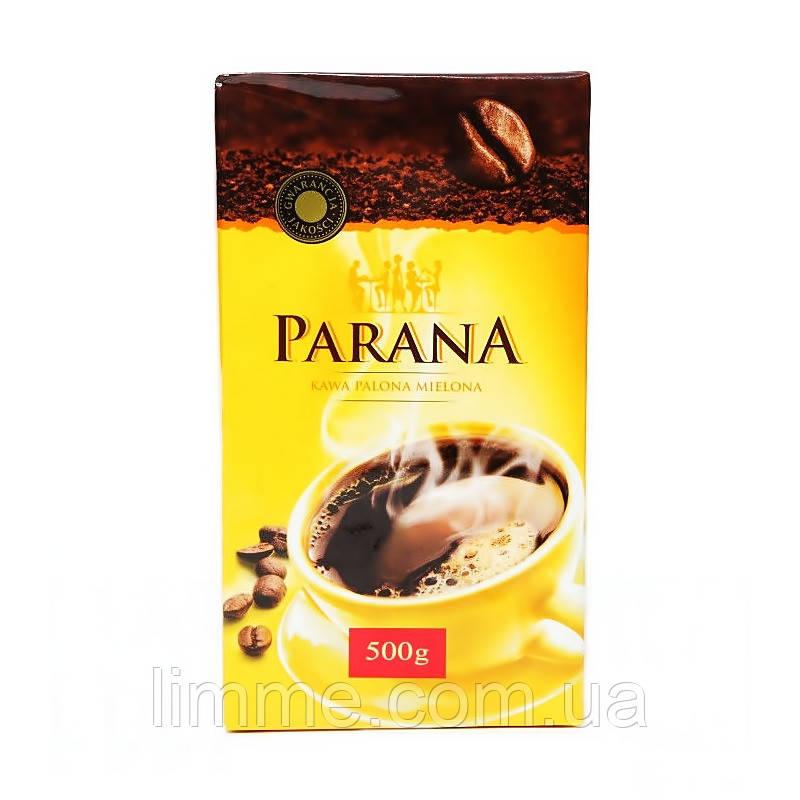 Кофе заварной молотый Parana 500 г