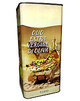 Масло оливковое Olio Extra-Vergine di oliva 5 л