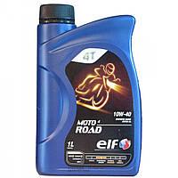 Моторное масло Elf Moto 4 Road 10W-40, 1л.