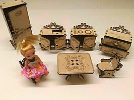 Мебель для кукольного домика. Кухня.