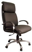 Кресло в офис эргономичное Надир (Nadir) steel chrome Новый Стиль LE-A