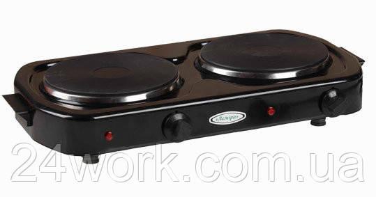 Плита настольная ЭПЧ-Т 2-3,0 кВт/220 В Лемира (два диска)
