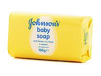 Мыло детское Johnson's baby с медом 100 г