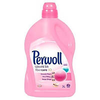Гель для стирки деликатных тканей Perwoll Wool & Silk 3D 3л