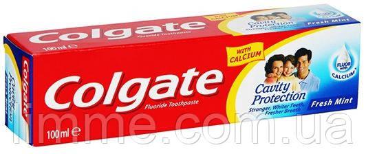 Зубна паста сімейна Colgate Cavity protection 100 мл