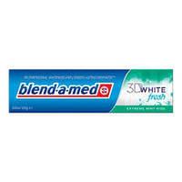 Зубная паста отбеливающая Blend-a-med 3D WHITE Fresh Extreme kiss