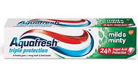 Зубная паста Aquafresh mild and minty 100 мл