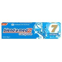 Зубная паста с ополаскивателем Blend-a-med Complete 7 + Mouthwash Extra Fresh